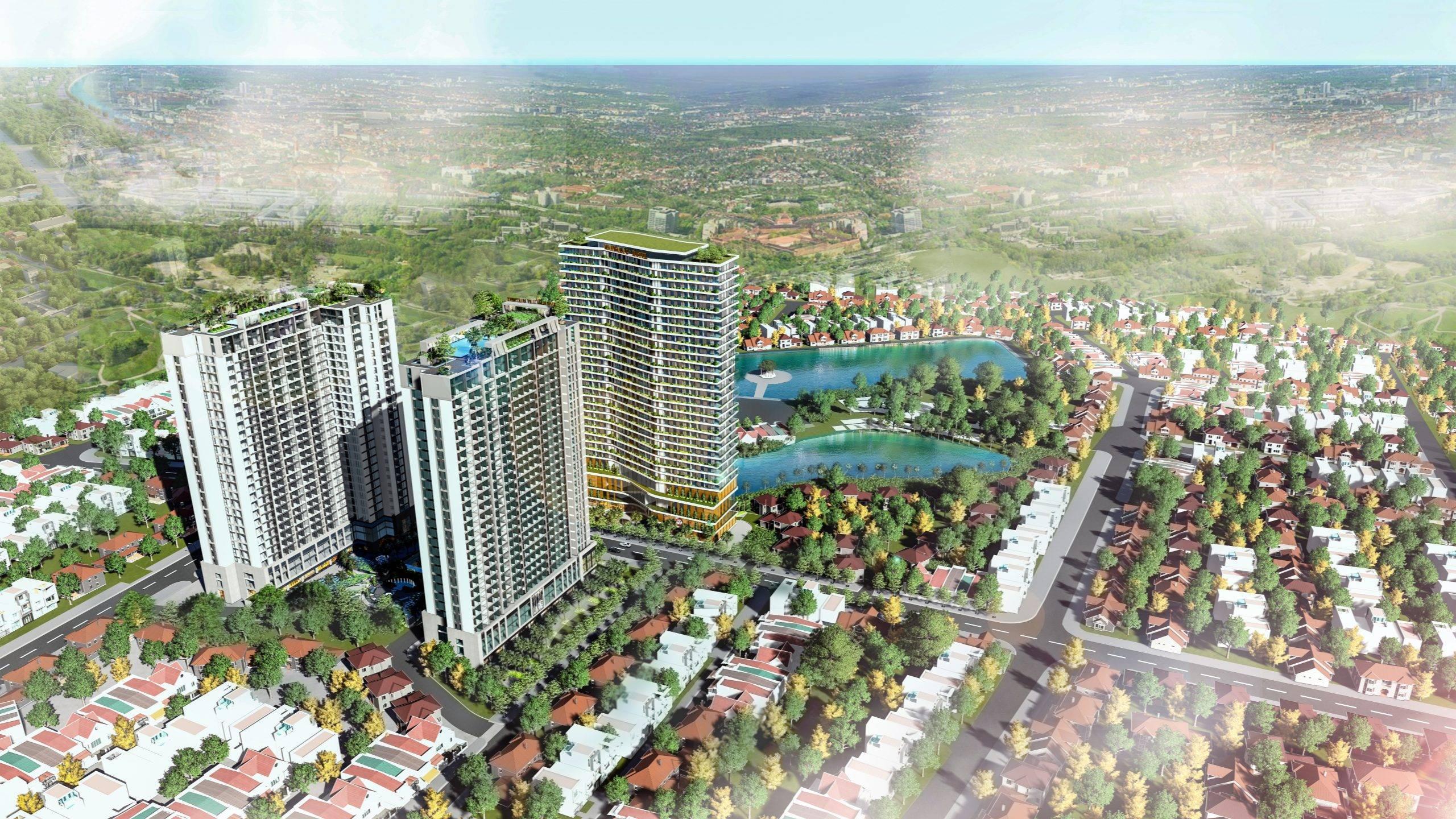 Chung Cư Apec Aqua Park Bắc Giang