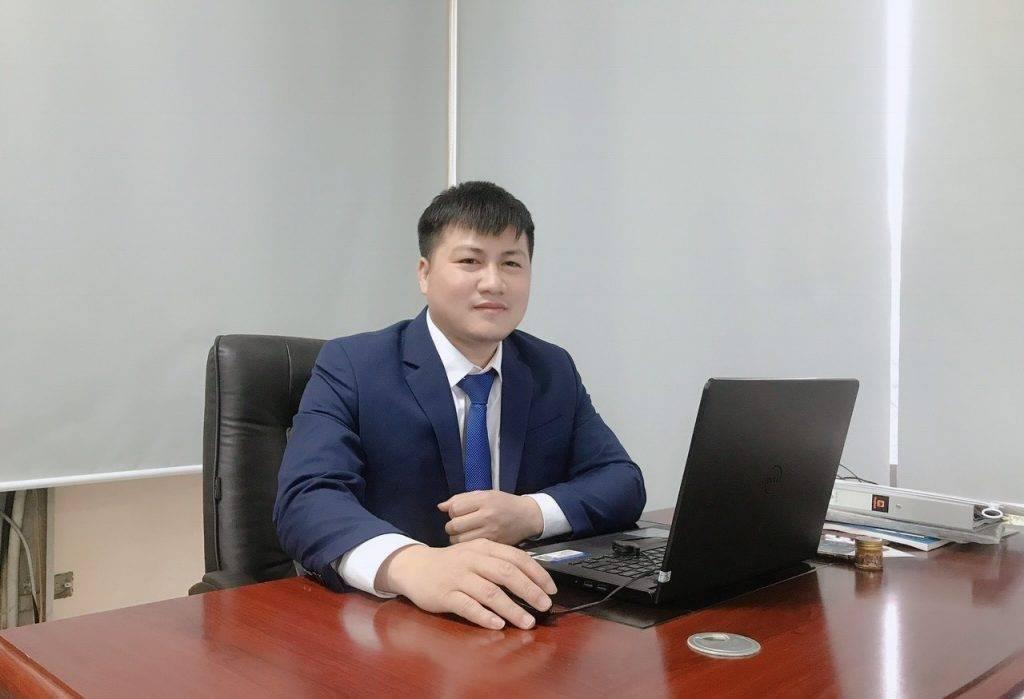 Giam doc Nguyen Xuan Luan